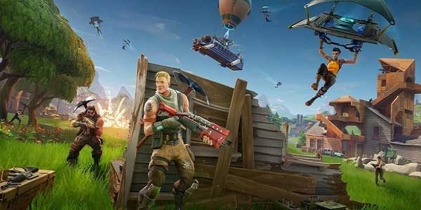 Fortnite Gets Cross Platform Play Between Console PC And