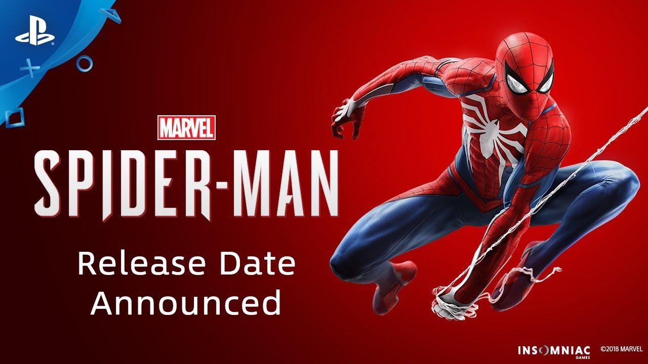 Insomniac Games Spider Man Launches September 7 Legit Reviews