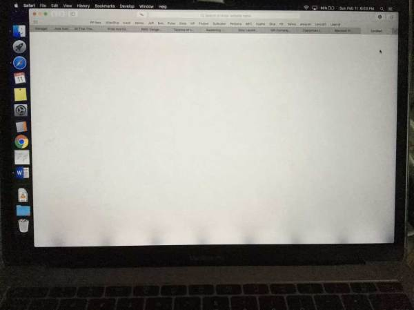 Macbook Pro Backlight Display Issues Causing Problems