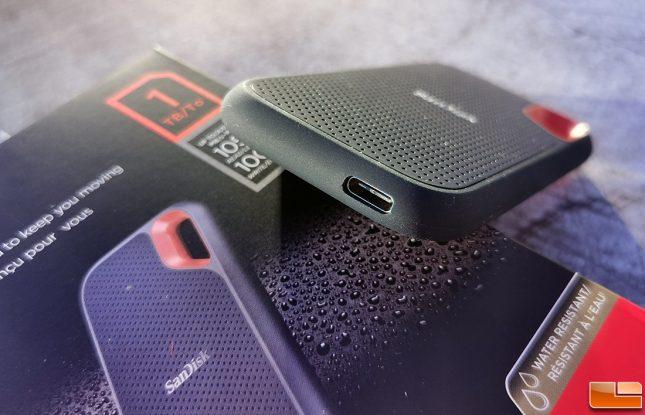 SanDisk Extreme Portable SSD V2 1TB Review - Legit Reviews SanDisk Extreme Portable SSD V2 Goes NVMe For 2020