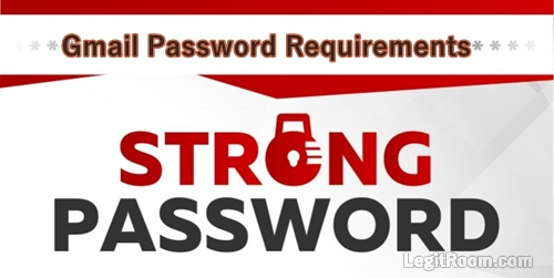 Gmail Password Requirements For A Secure Email Account