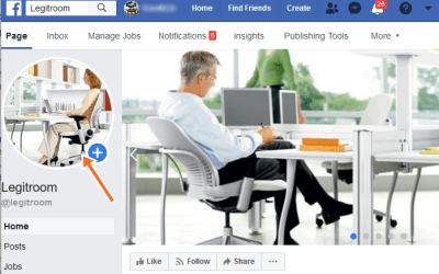 How To Change Profile Picture On My Facebook Page Free, Change FB Page Photo