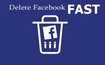 Permanently Delete My FB Account Fast – Facebook Account Delete Option