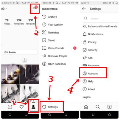 How To Connect Instagram To Facebook   Link Instagram & Facebook