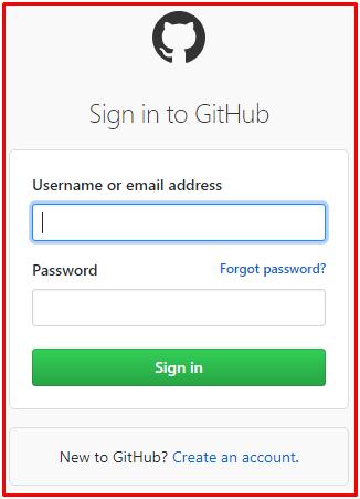 www.github.com/login - Github Login With Username Or Email
