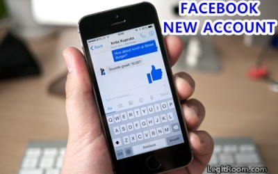 Facebook New Account Creation Via Mobile – FB App Sign Up