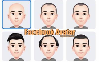 How To Access Facebook Avatar Option Under FB App Menu
