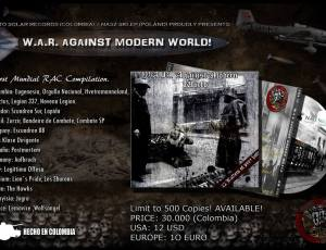 W.A.R. Against Modern World