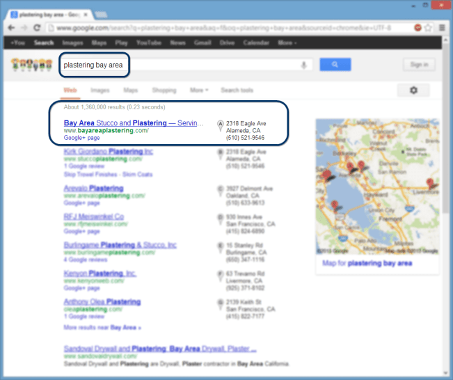 Bay Area SEO