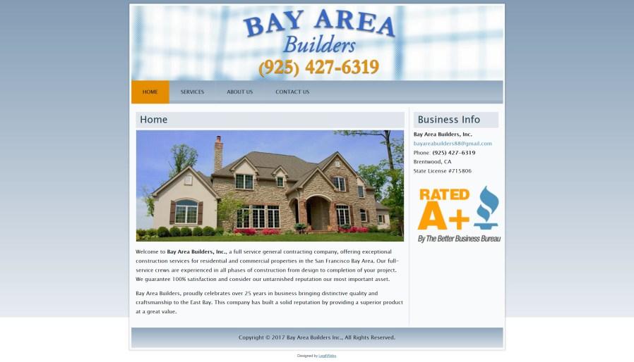Bay Area Builders Inc