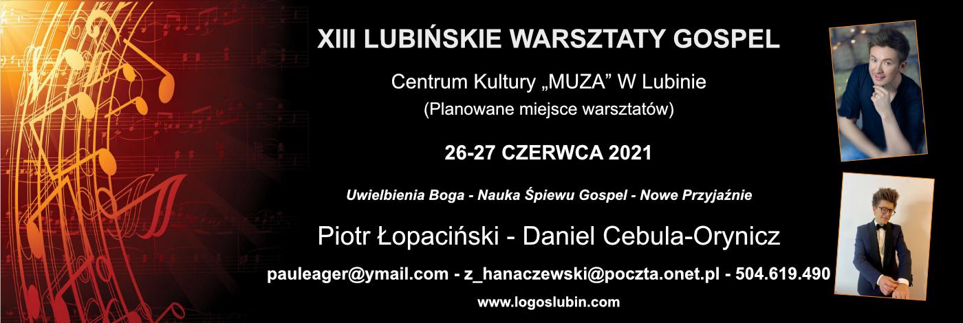 XIII Lubińskie Warsztaty Gospel