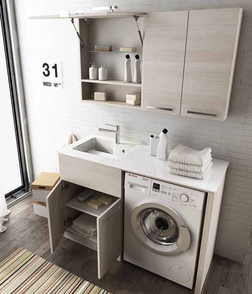 Mobili da bagno moderni Collezione Urban Lavanderia