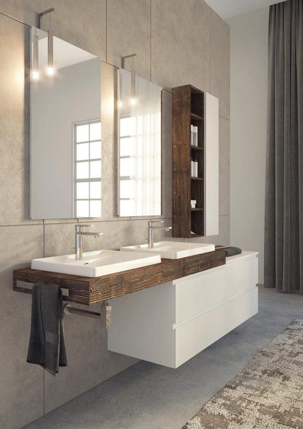 Realizziamo bagni moderni e bagni classici
