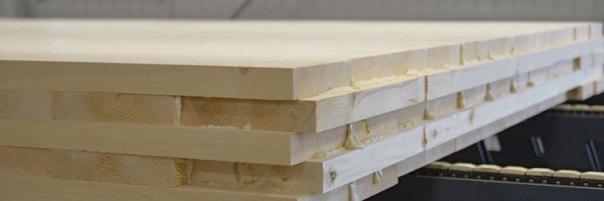 binder holz legno lamellare