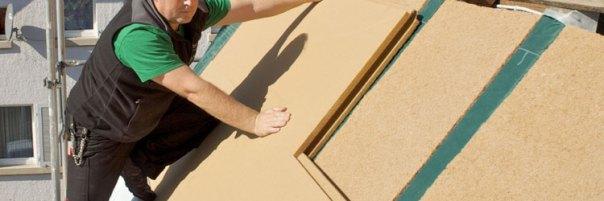 Leader nel mercato per i materiali isolanti in fibra di legno