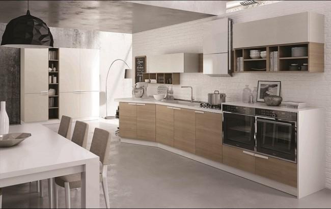 Cucina Axis Officina Progetto 6 Cucine moderne in vendita a Roma