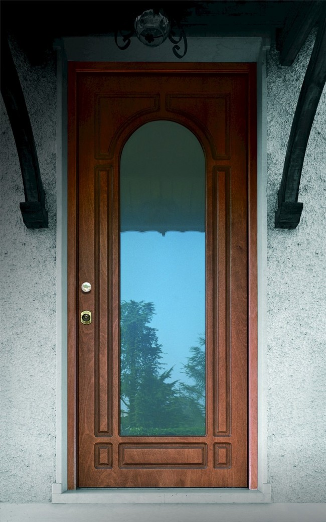 Porta Blindata Bauxt Superior  Classe Antieffrazione 3