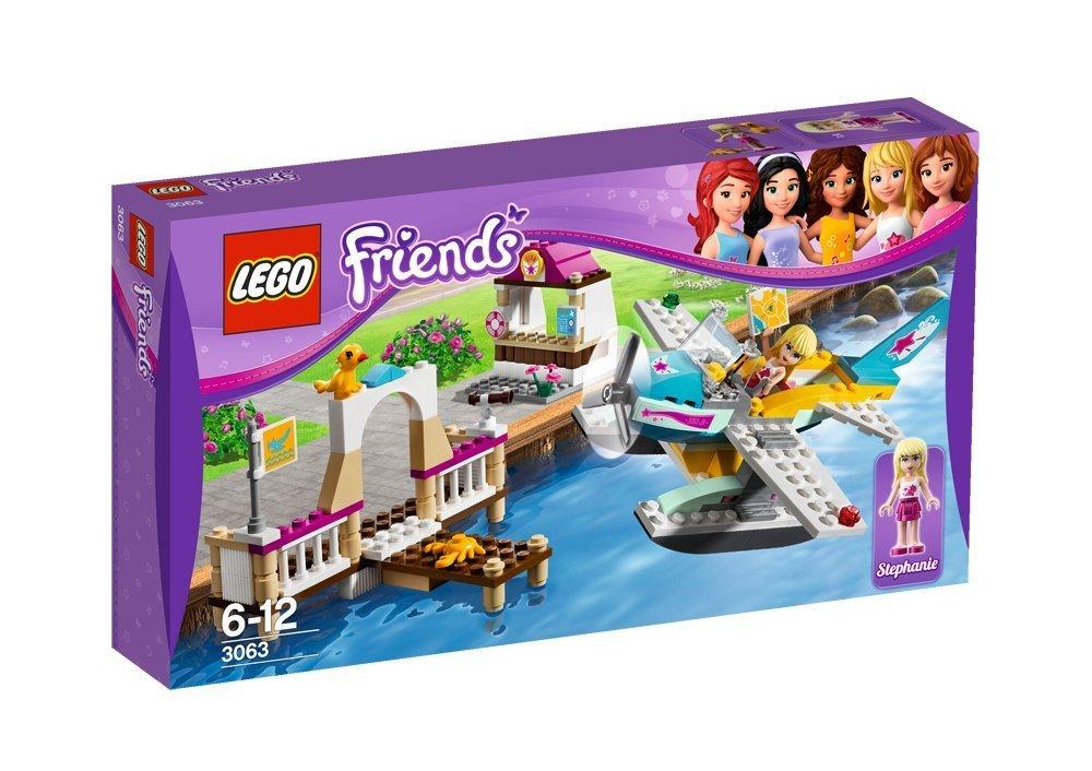 LEGO Friends 3063 Flugschule mit Wasserflugzeug