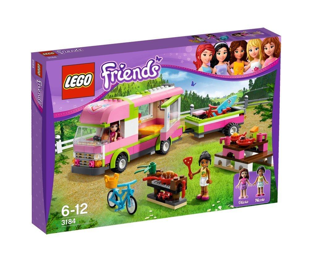 LEGO Friends 3184 Abenteuer Wohnmobil
