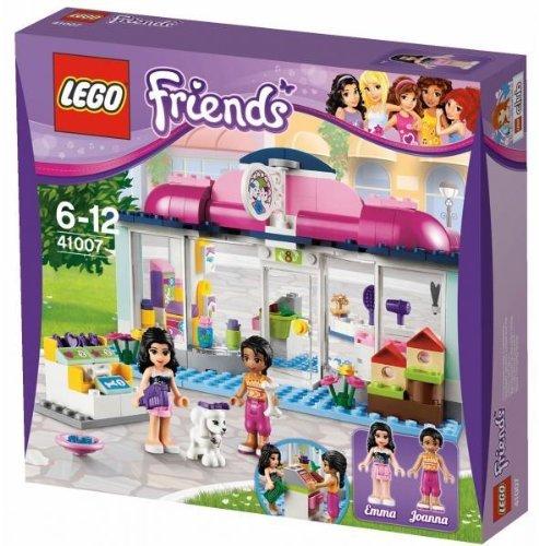 Lego Friends 41007 Heartlake Tiersalon