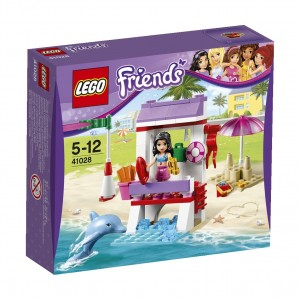 Lego Friends 41028 Emmas Einsatz