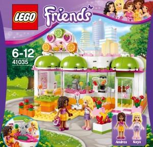 Lego Friends 41035 Saft- und Smoothiebar