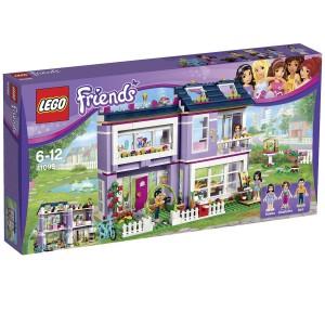 Lego Friends 41095 Emmas Familienhaus