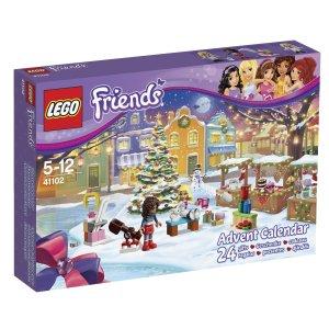 Adventskalender Lego Friends 41102 aus dem Jahr 2015