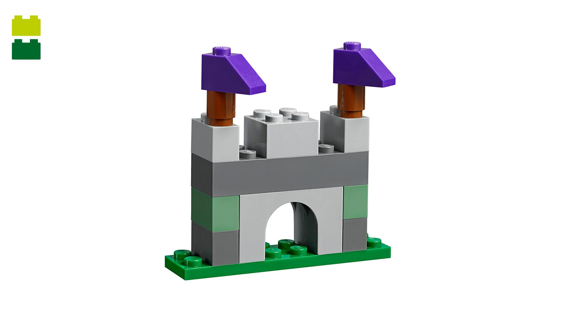 la valisette de construction lego