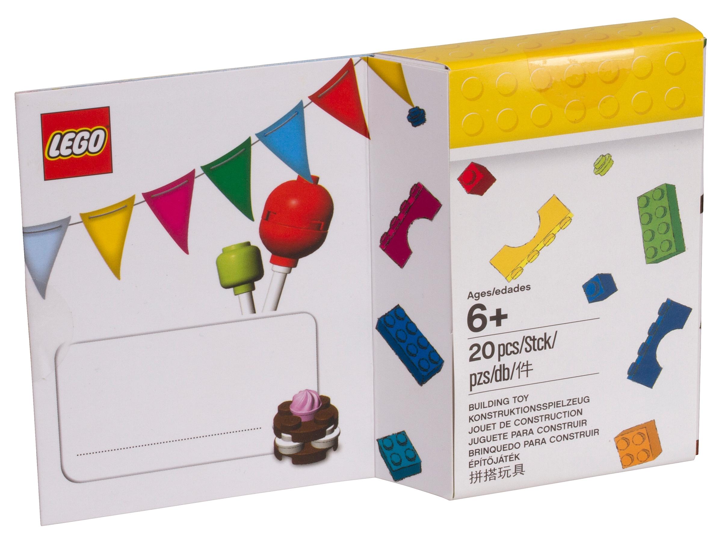carte d anniversaire emblematique lego 5004931 classic boutique lego officielle fr