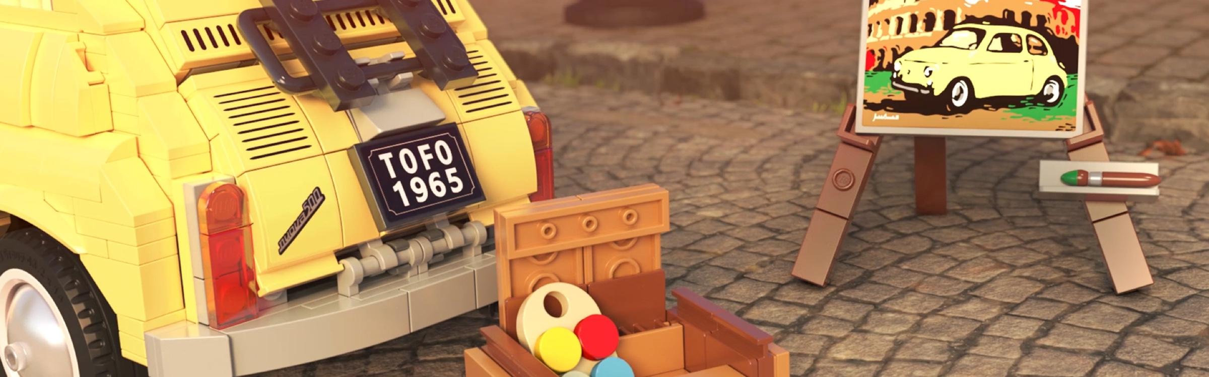 10271 Fiat 202003 Product Animation Motion Hero Still Standard Large Lego Fiat 500