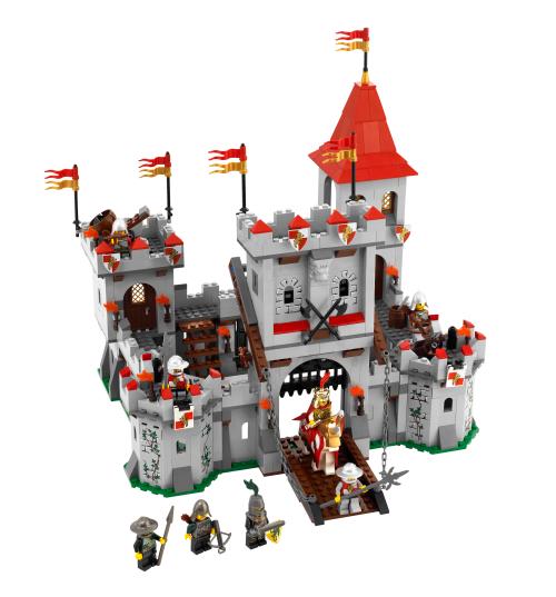 king s castle 7946 lego castle