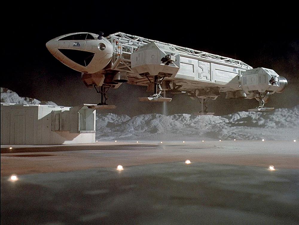 space: 1999 eagle