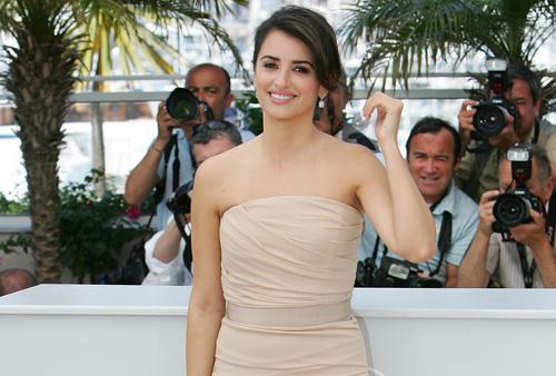 Penelope Cruz : une beauté espagnole au Festival de Cannes