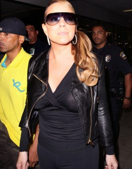 Photos : Mariah Carey s'envole en Turquie