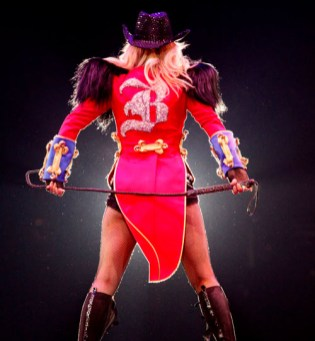 Britney Spears enflamme O2 Arena