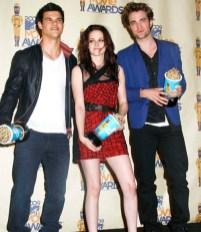 Phtotos Robert Pattinson et Kristen Stewart MTV Awards