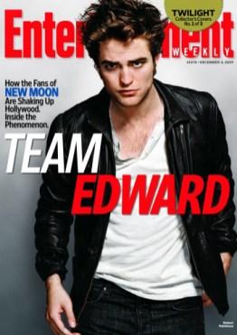 Kristen Stewart – Robert Pattinson– Taylor Lautner