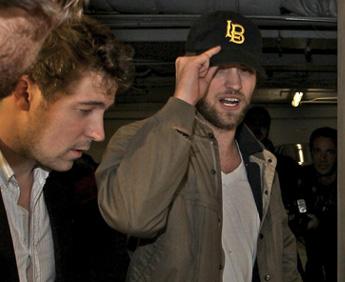Robert Pattinson – harcèlement – Photos