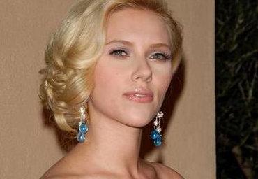 Scarlett Johansson Saint Sylvestre