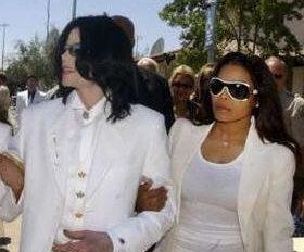 Janet Jackson -Enfants-Michael Jackson