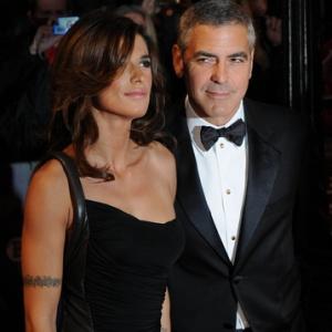 George Clooney – Mariage-Elisabetta Canalis