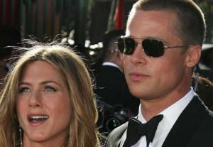 Jennifer Aniston –Brad Pitt-Couvert