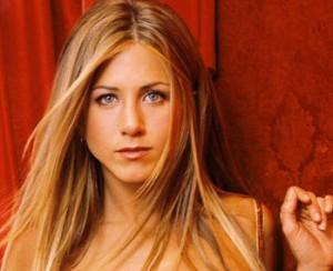 Jennifer Aniston –Entourée-Ex