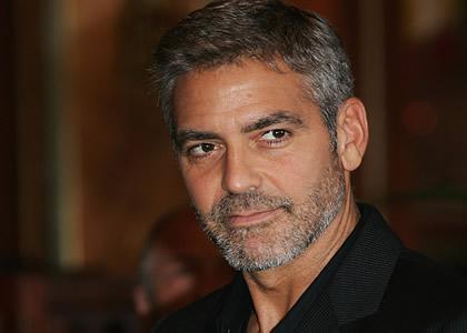 Julianna Margulies –George Clooney