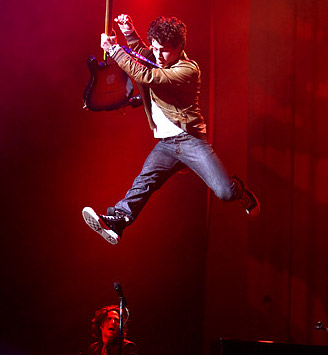 Nick Jonas-Wiltern