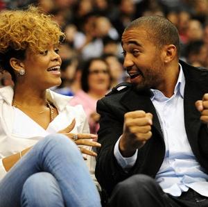 Rihanna-Matt Kemp-Grammy Awards