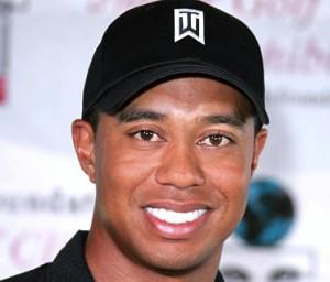 Tiger Woods Loredana Jolie