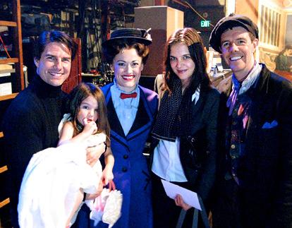 Tom Cruise Mary Poppins