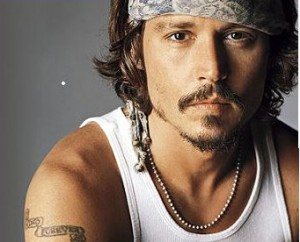 Johnny Depp Alice au pays des Merveilles